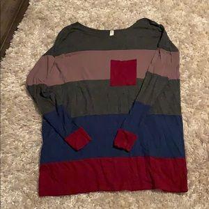Tops - Multi color top